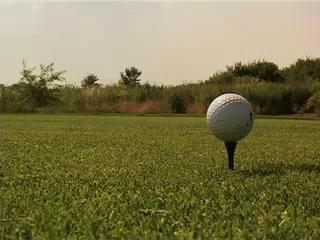 Golf Film Bild