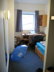 Mein Zimmer in Cork