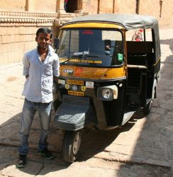 Cool Rahul in Jaisalmer