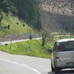 Auf der Brennerstraße zum Brenner