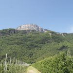 Auf dem Weg nach San Michele