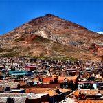 Potosi with the Cerro Rico